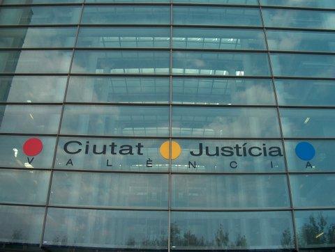 Ciutat de la Justicia de Valencia
